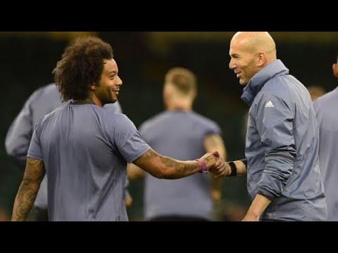 Real Madrid : Zidane aurait déjà tranché pour Marcelo !