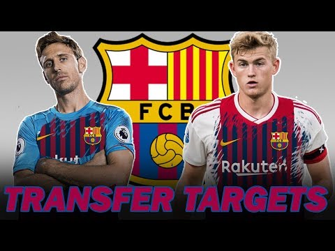 10 Barcelona Transfer Summer Targets 2019