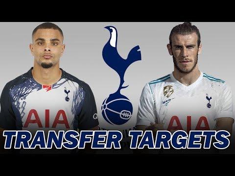 10 Tottenham Hotspur Transfer Summer Targets 2019