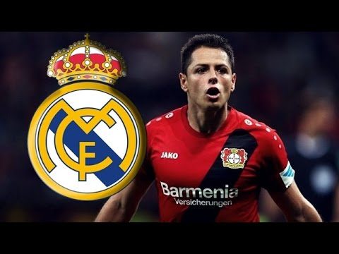 Javier Hernández – Real Madrid Transfer Target – Goals, Skills, Assists | HD