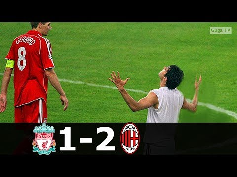 AC Milan vs Liverpool 2-1 – UCL Final 2007 – Highlights (English Commentary) HD