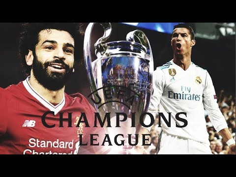 Champions League 2018 – THE FINAL – Real Madrid VS Liverpool – PROMO