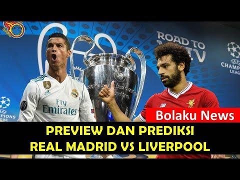 SERU | Preview Dan Prediksi Real Madrid Vs Liverpool | Live SCTV Minggu Dinihari (27/5)