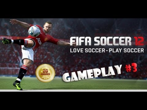 FIFA 12 – Gameplay (Real Madrid vs Manchester United) HD