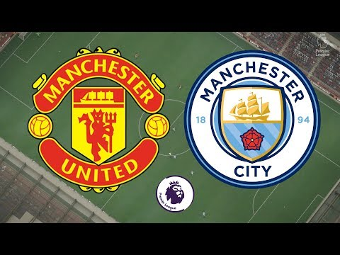 Premier League 2017/18 – Manchester United Vs Manchester City – 10/12/17 – FIFA 18