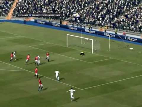 FIFA 12 – Real Madrid VS Manchester United