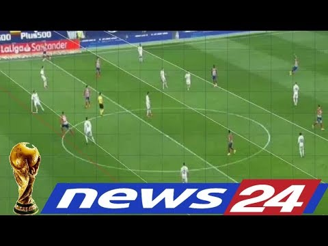 Liverpool News –  (Photos) Atletico Madrid tweet dig at refereeing decisions after Real Madrid defea