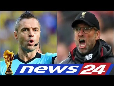 News24 –  Damir Skomina appointed ref for CL final – Liverpool have lost 4/5 with him in charge