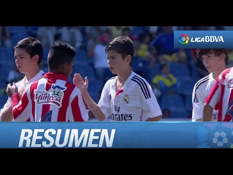 Resumen de Real Madrid (3-0) Júnior FC