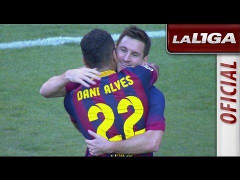 Resumen de FC Barcelona (7-0) Levante UD  – HD – Highlights
