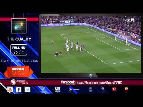Full match Barcelona vs Bayern Munich 3 1 English Commentary 06/05/2015
