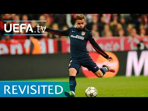 Highlights: Atlético v Bayern – UEFA Champions League 2015/16