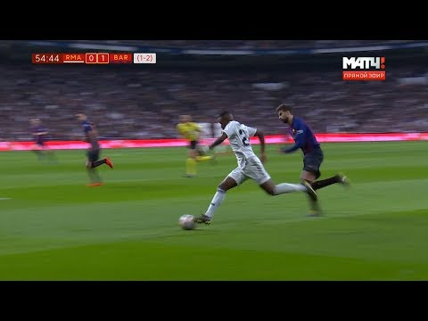 Vinícius Júnior Vs Barcelona HD 1080i (27/02/2019)