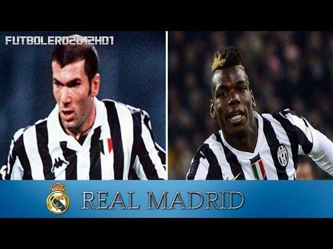 Zidane quiere a Paul Pogba para su nuevo equipo ◉ Real Madrid ◉ Fichajes ◉ 2016