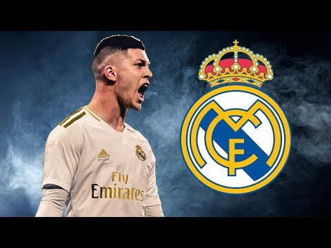 That's Why Real Madrid Signed Luka Jovic 2019 🇷🇸