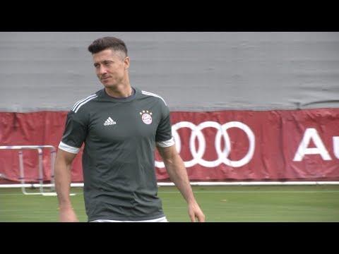 Wechsel vom FC Bayern zu Real Madrid? Das sagt Robert Lewandowski | SPORT1 TRANSFERMARKT