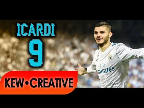 MAURO ICARDI – Real Madrid Transfer Target / 2017-18