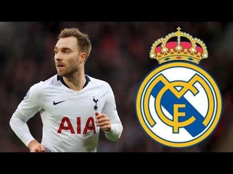 Christian Eriksen – Real Madrid Transfer Target 2019 HD