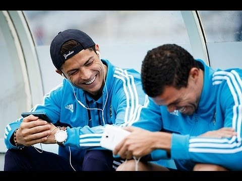 Real Madrid – Funny Moments – Part 2 !! *HD*