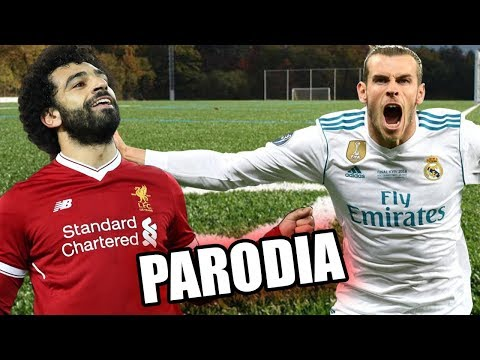 REAL MADRID VS LIVERPOOL RESUMEN (PARODIA) Real Madrid vs Liverpool I Final Champions League