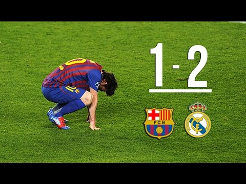 Barcelona vs Real Madrid 1-2 – All Goals & Extended Highlights (21/04/2012) HD
