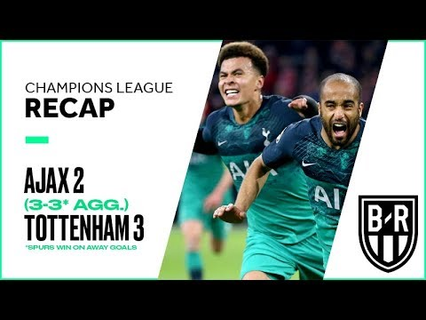 Ajax 2-3 Tottenham (3-3 agg.): Champions League Recap with Highlights, Goals, and Best Moments