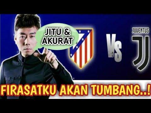 ATLETICO Madrid vs JUVENTUS 2019 Champions Round 16 Leg 1 Prediksi Atletico Vs Juventus 2019
