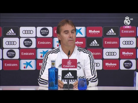 El CLÁSICO | Barcelona vs Real Madrid pre-match press conference