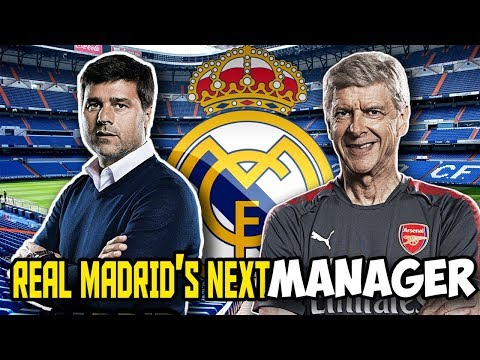 Real Madrid's NEXT MANAGER ? 6 Managers who can REPLACE ZIDANE at REAL MADRID