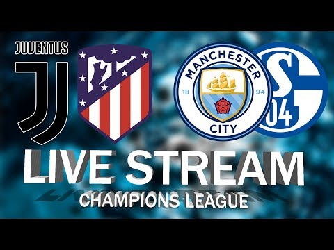 LIVE-STREAM | CHAMPIONS LEAGUE JUVENTUS vs ATLETICO MADRID | LIVE COMMENTARY AND STUDIO