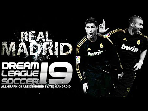 Dream League Soccer 19 Real Madrid Edition :- Beta Version(Download Now !)