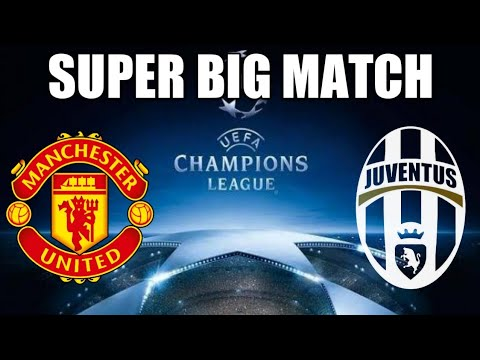 Jadwal Big Match MU vs Juventus Liga Champion 2018