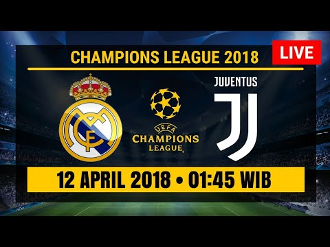 Jadwal Live Streaming Real Madrid vs Juventus 12/04/2018