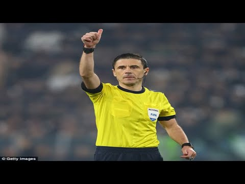 Serbian referee Milorad Mazic to take charge of Champions League final between Liverpool and