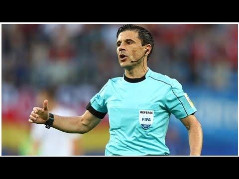 Milorad Mažić to referee Champions League final