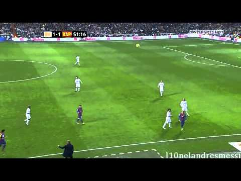 Real Madrid vs FC Barcelona   FULL MATCH 10   12   2011  HD  1
