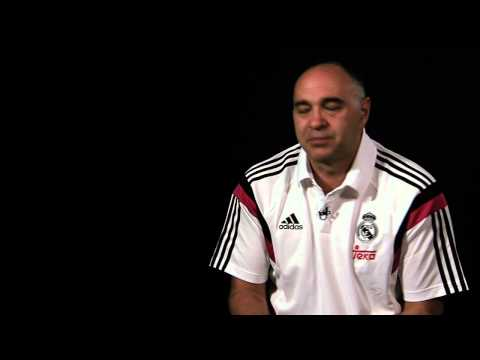 Pre-season interviews: Coach Pablo Laso, Real Madrid