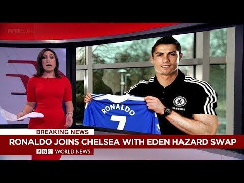 Ronaldo is heading to Chelsea in sensational Deal! Breaking News!!!