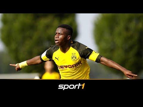 Wechsel zu Bayern? So antwortet Moukoko | SPORT1 – TRANSFERMARKT