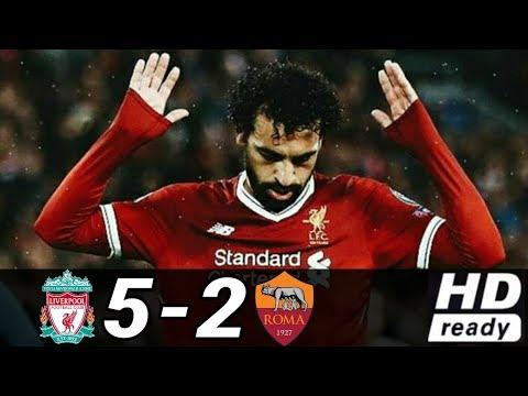 Liverpool vs Roma 5-2 ● ESPN ● Relato (Fernando Palomo) ● UCL 24/04/18