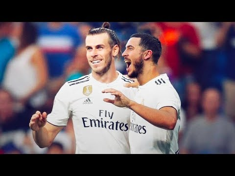 Will Bale and Hazard play together at Real Madrid? – Oh My Goal