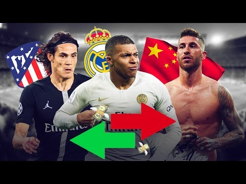 Real Madrid can afford Neymar and Mbappé – SUMMER 2019 TRANSFER RUMORS – Oh My Goal