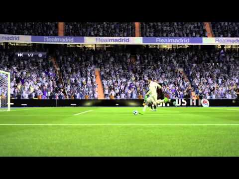Perfect timing Ronaldo! | Fifa 15 | Real Madrid vs Bayern Munich | By Giuseppe