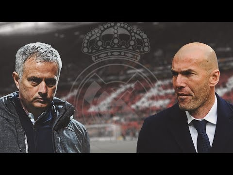 Real Madrid Mourinho vs Zidane – World's Fastest Counter Attack | 1080p HD