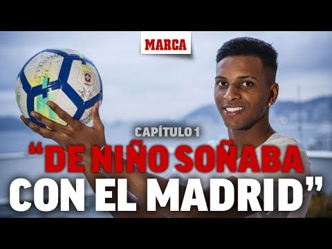 Rodrygo, entrevista exclusiva con el próximo jugador del Real Madrid I MARCA