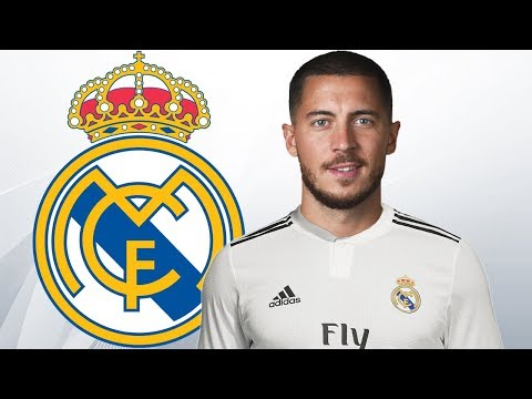 Eden Hazard ● Welcome to Real Madrid 2019 ● Dribbling Skills & Goals 🇧🇪