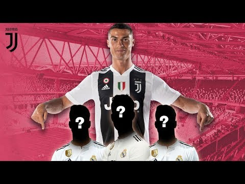 The 3 Real Madrid players Juventus want to sign – Oh My Goal