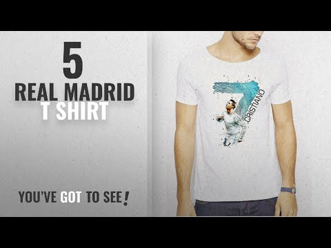 Top 10 Real Madrid T Shirt [2018]: 642 Stitches Cristiano Ronaldo CR7 – Real Madrid Jersey Goal
