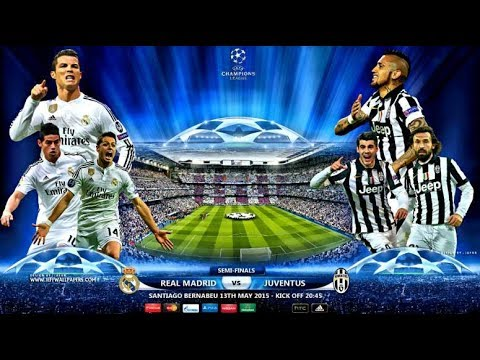 REAL MADRID VS JUVENTUS UEFA CHAMPIONS LEAGUE 2018 [LIVE STREAMING]