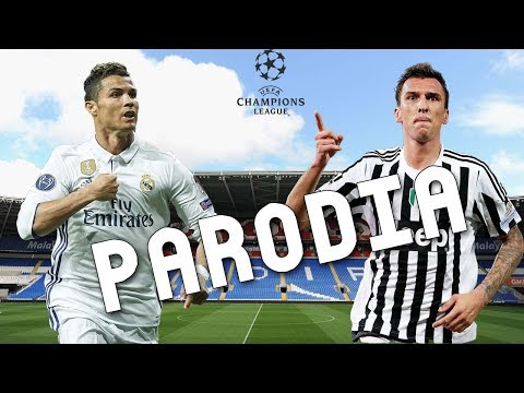 Cancion Real Madrid vs Juventus 4-1 (Parodia Que Me Has Hecho – Chayanne ft Wisin)